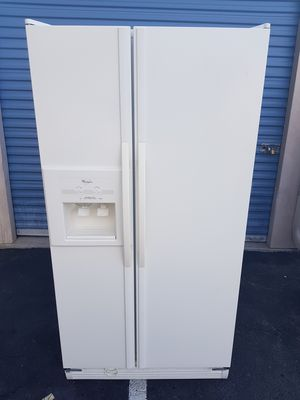 "Whirlpool fridge 32"""