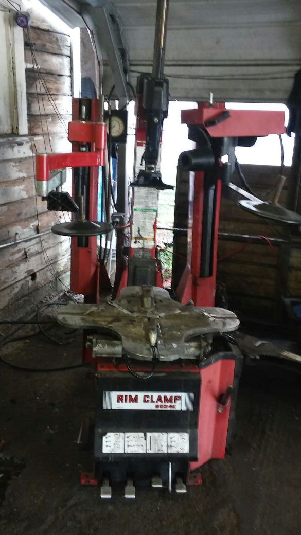used machine tools seattle