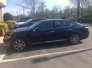 18 inch Lexus ls460 rims and tires