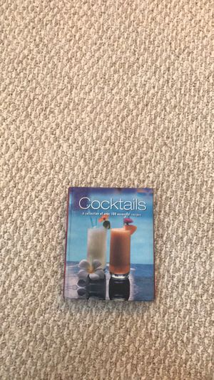 Brand new Cocktails book!