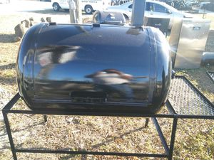 Newly made Grill never used