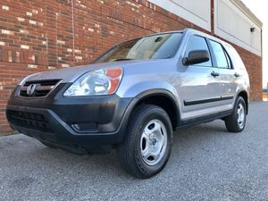 2003 Honda CR-V clean Carfax 22 service records winter SPECIAL