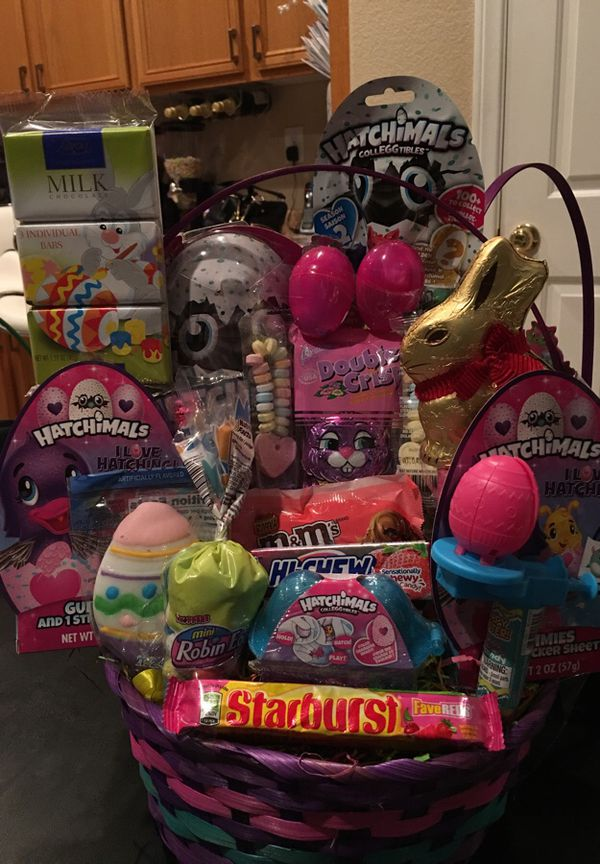 Hatchimals easter baskets general in north las vegas nv offerup negle Images