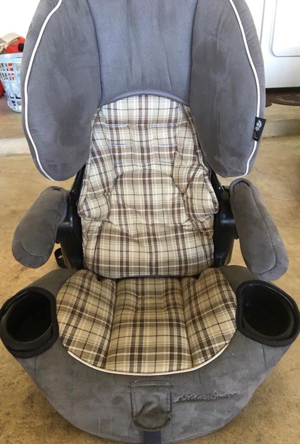 Eddie Bauer Booster Seat Car And Protector Baby Kids In Wellington FL