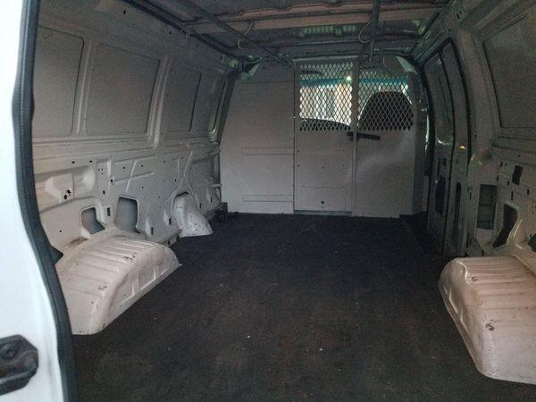 E150 cargo van 2008