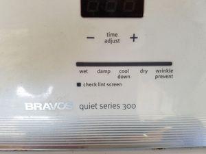 Maytag Bravos quiet series 300