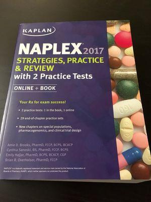 Kaplan NAPLEX Review with 2 Practice Tests 2017