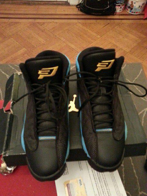 competitive price c051f 8ed05 Jordan cp3 13's