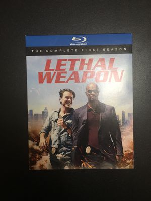 Lethal Weapon - Complete Season 1 Blu Ray