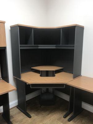3-Piece Office Desk