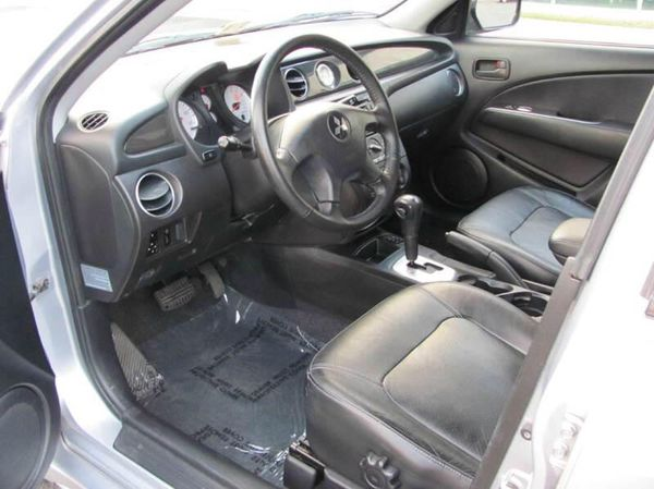 2005 Mitsubishi Outlander limited AWD