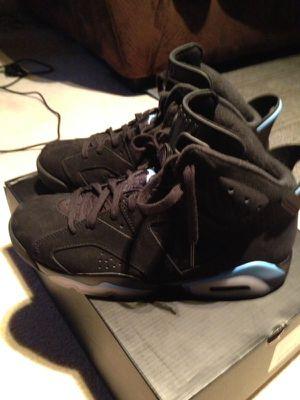 Jordan retro 6 men's size 8.5