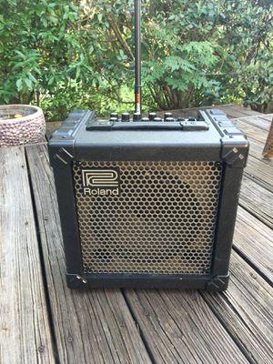 Roland Cube-20X Guitar Amplifier