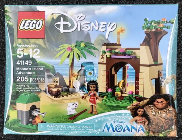 Brand New Moana Lego Set (General) in Raleigh, NC