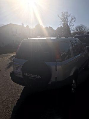 Se vende honda Civic CRV ańos 1998