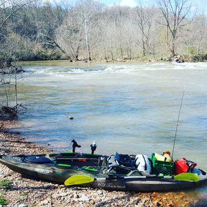 Old town predator angler kayak
