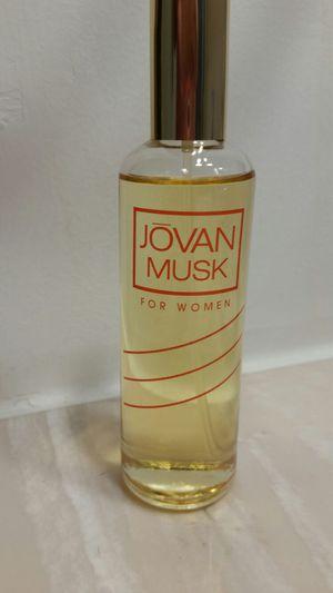 Jovan Musk perfume