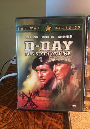 WWII dvds