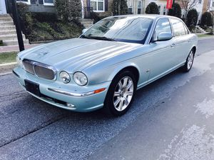 2006 Jaguar XL • Unique TEAL color • Like New interior