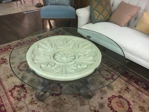 Lower price! Exquisite coffee table!
