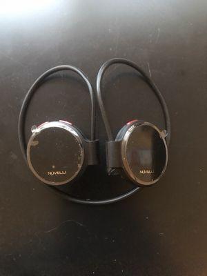 Nuvelli Bluetooth headphones new never used 🎧