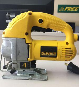 Dewalt DW317 Jigsaw