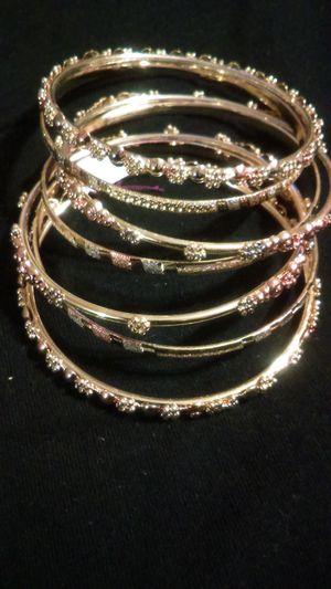 14k Brazilian gold filled single elephant bangle size 6 Jewelry