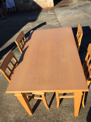 New And Used Dining Tables For Sale In Honolulu HI