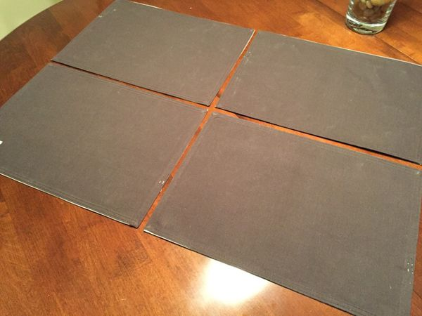 4 Brand New Fabric Place Mats Household In Des Moines