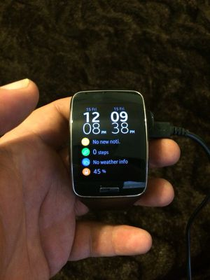 Samsung Gear S #R750V Verizon unlocked