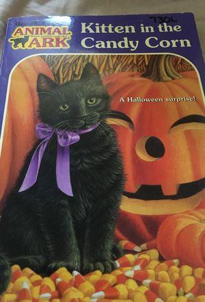 Animal ark book: kitten in the candy corn
