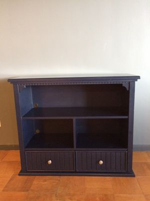 CafeKid bookcase with drawers