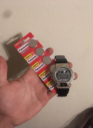 G shock batteries battery