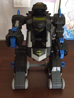 Imaginext Batbot