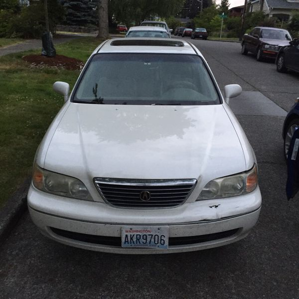 98 Acura RL (Cars & Trucks) In Seattle, WA