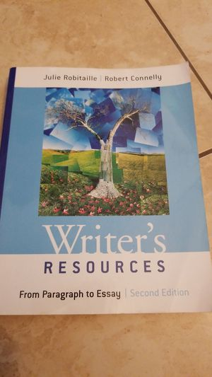 Writer's resources