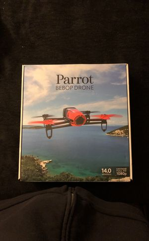 Parrot Bebop Drone 1080 HD with video and camera