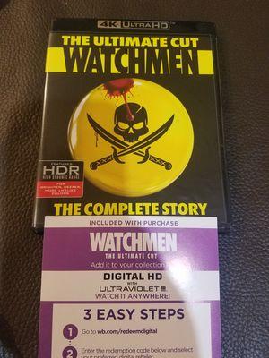 Watchmen Digital Copy