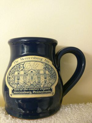 Original Mercersburg Inn Mug