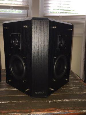 Pair of Fluance Bi-Polar Surround Sound Speakers