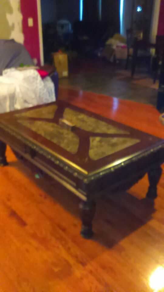 Ashley North shore coffee table Furniture in Mount Sterling KY