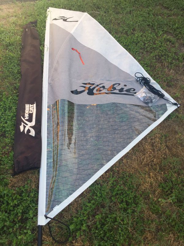 HOBIE KAYAK SAIL Sports Outdoors In Austin TX