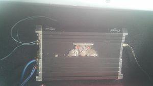 2000 watts class d power acoustic amp