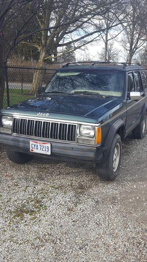 1994 Jeep Colorado 4.0 standard shift 2 wheel drive