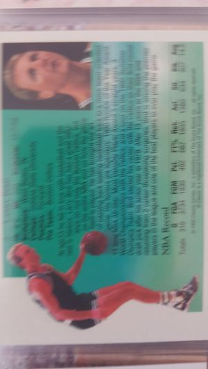 Basketball cards collection. Larry bird. Whatever the highest bid will have this card. No BS.