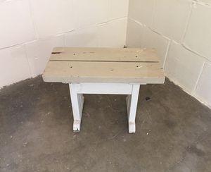 Vintage bench/seat (handmade)