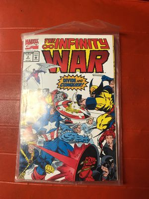 The infinity War(mint condition)1992