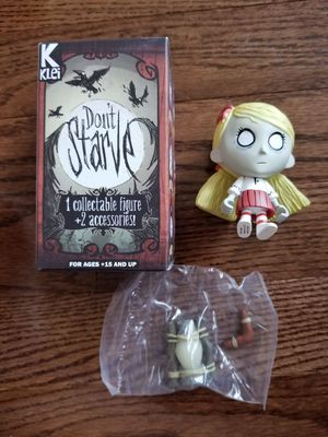 Don't Starve collectible figure: Wendy