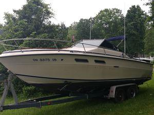 1977 Sea Ray SRV 240