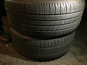 I Have 2 pair of good year Used Tire 235/50/R17 Vary good